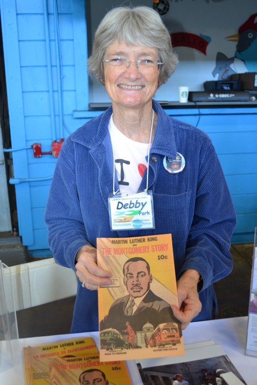 Debby Park, Peace Resource Center of San Diego