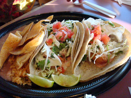 Recipe 39 s taco tuesday and wing wednesday the chocolate voice for The best fish taco recipe in the world